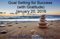 Goal Setting for Success Jan 20 2016